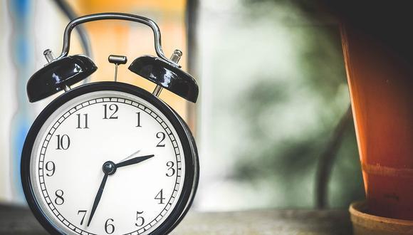 ¿Cuándo termina el horario de verano?