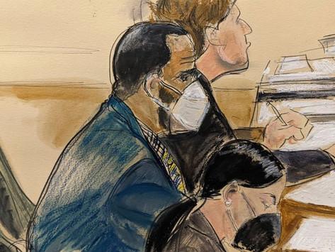 Hombre testifica abuso sexual por parte de R. Kelly en juicio