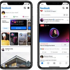 Facebook lanza su función de audio ¿De qué se trata?