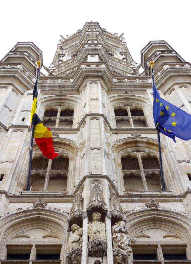 Award Tour: Brussels (In a Day or So)