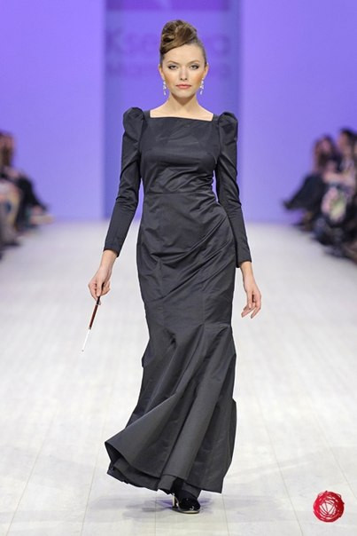 Ukrainian Fashion Week Ксенія Мамедова