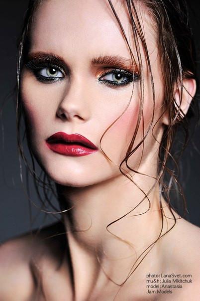 Model tests by Lana Svet