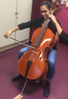 Jeanne Cello