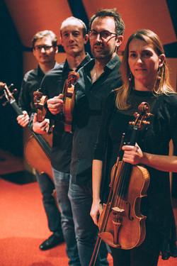 Quatuor Convergence