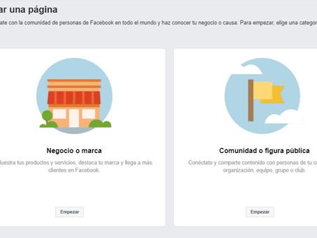 ¿Porqué crear una fan page en facebook y cómo hacerla?