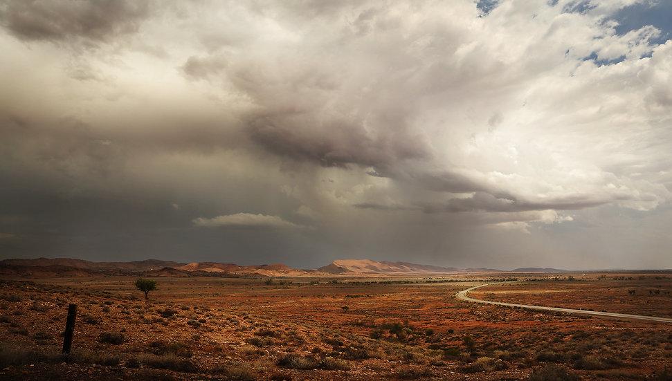 The Rain Sweeps Through