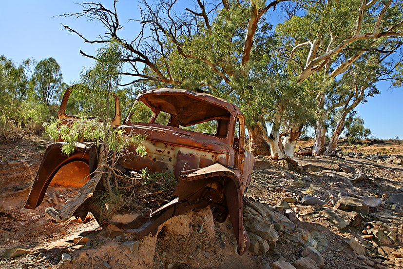 The Old Ute