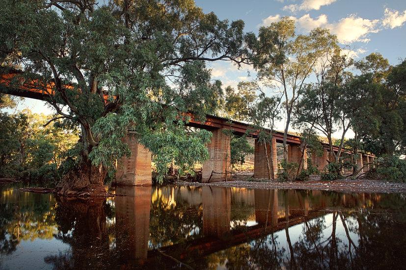 Bridge Over Windy Creek