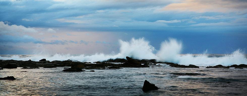 Wave Spray, Lorne