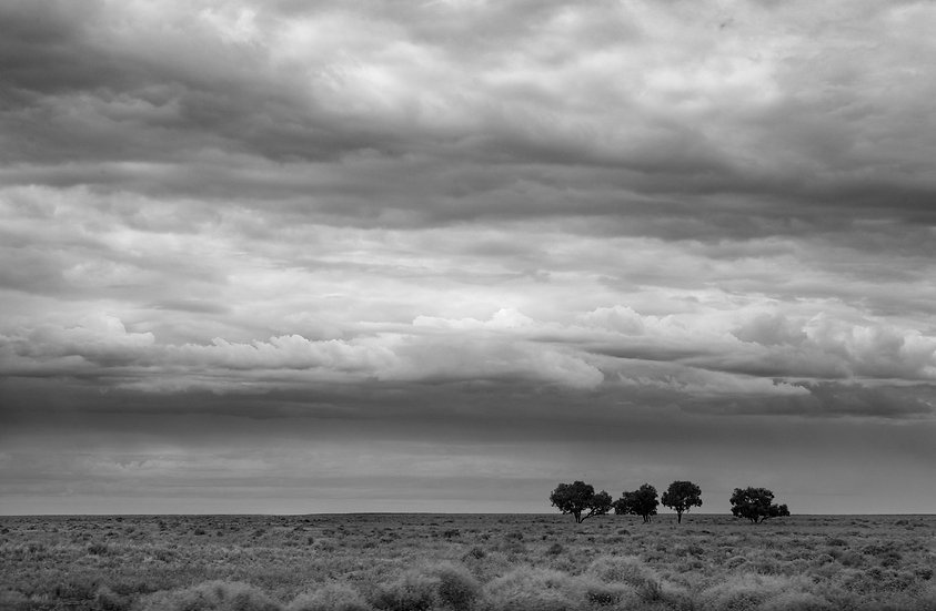 Outback Cloud Scape