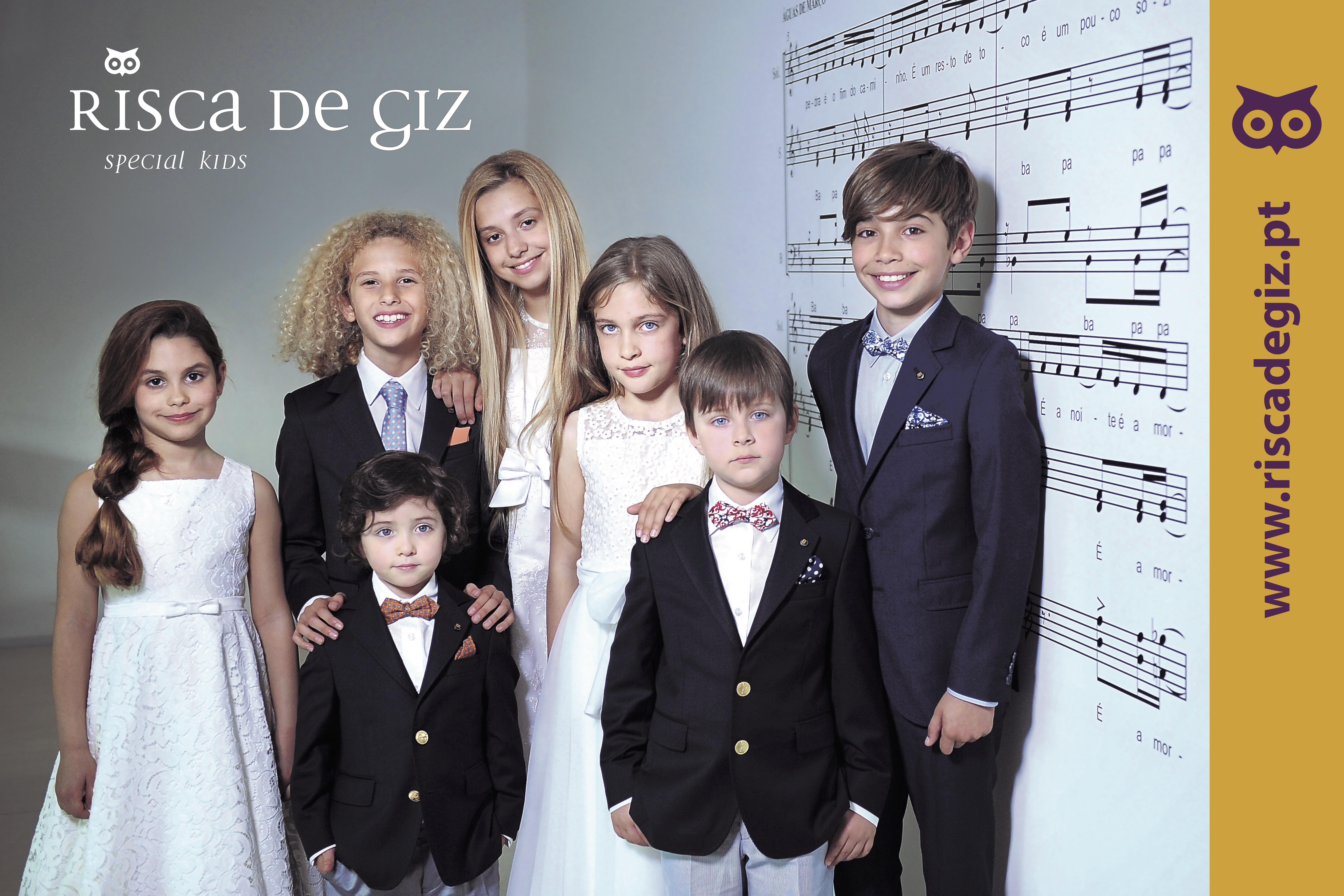 Risca de Giz - Kindermode aus Portugal für besondere Anlässe fb42ed796b1