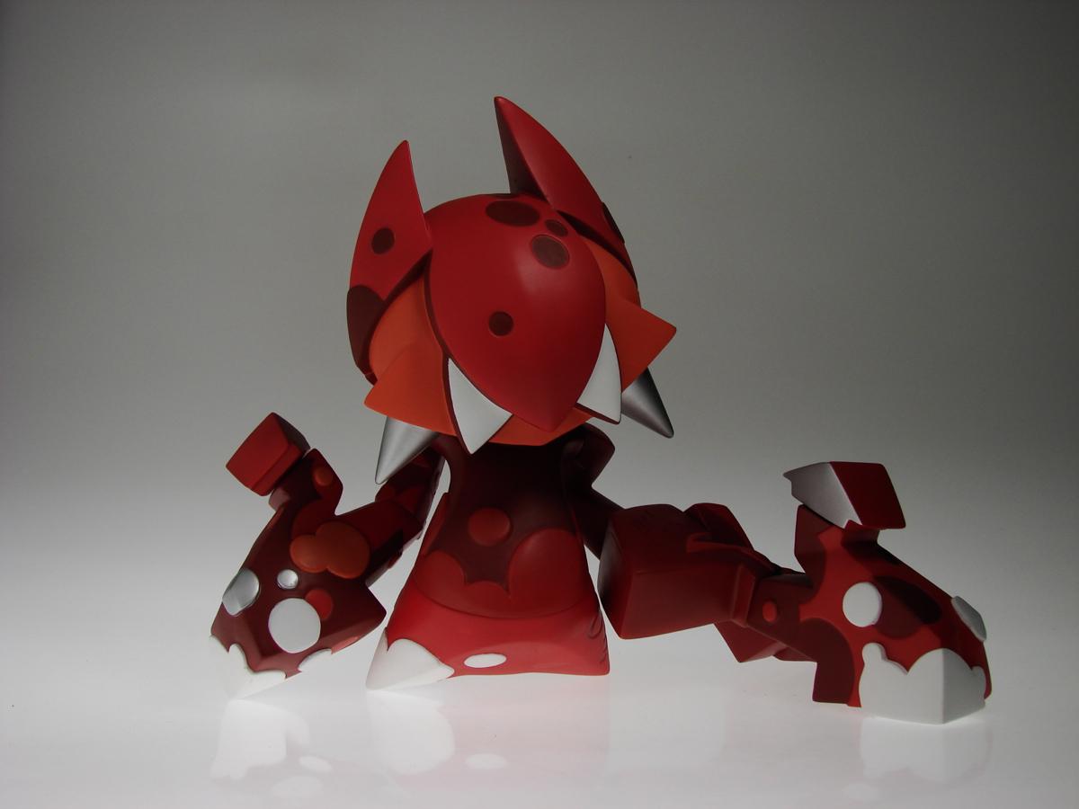Orus Red