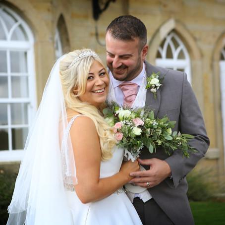 Jade & Andy's Wedding at Hatfeild Hall