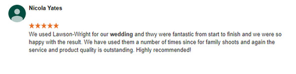 wedding photographer review 3