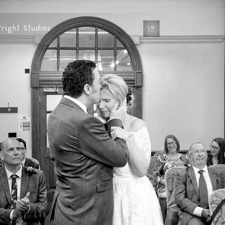 Lisa & Deans Wedding At The Sheffield Register Office