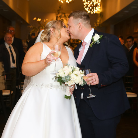 Tania & Daniels Wedding At Manor House Lindley