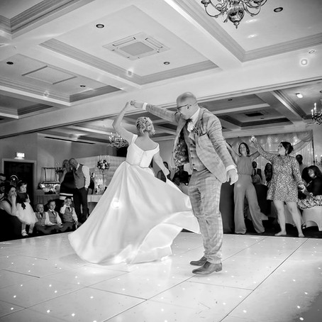Phil & Danielle's Wedding at Tankersley Manor Hotel