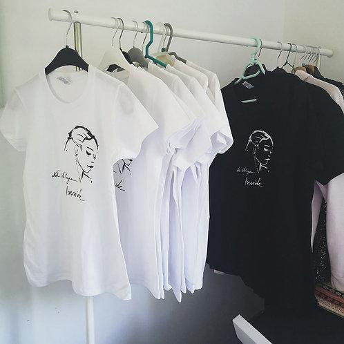 Inside - T-shirt