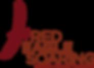 Red Eagle Soaring logo