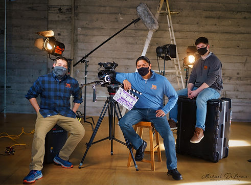 Sky Bear Media Team Photo