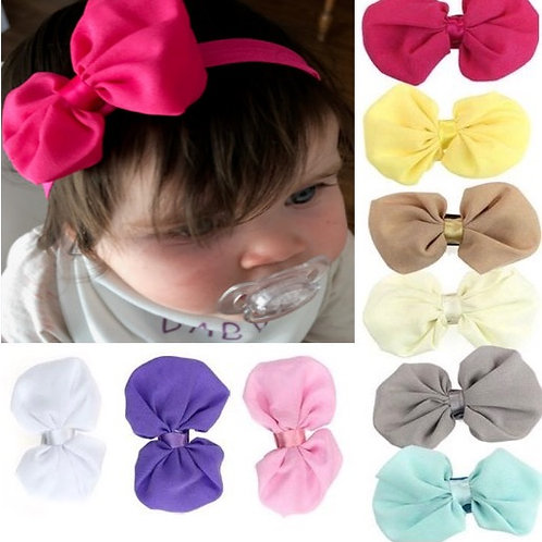 The Jessica Baby Bow
