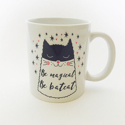 Be Magical, Be Batcat  MUG