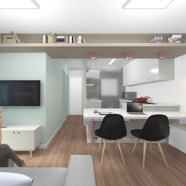 LAPA_apartamento / São Paulo