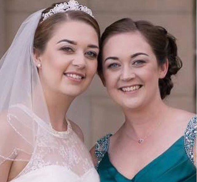 Beautiful Bride and Bridesmaid Make-up I