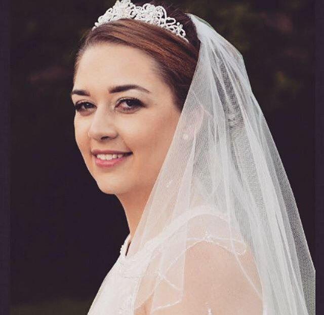 Beautiful Bride 👰🏻🌟✨ Wedding Hair and