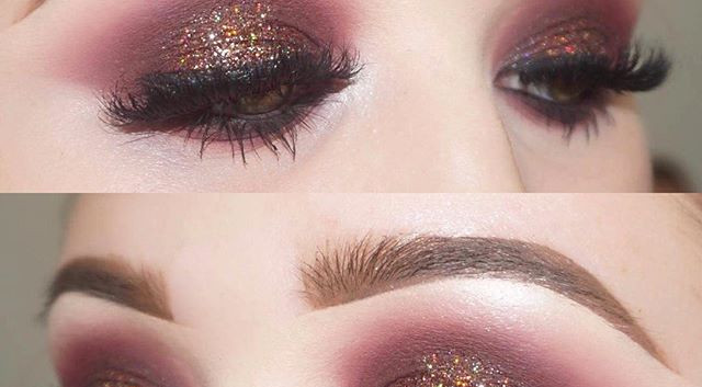 Glitter Eyes 🎆🔮🍩✨ Message for any app