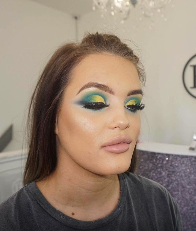 Blues Greens and Yellows 🎨💙💚💛 So exc