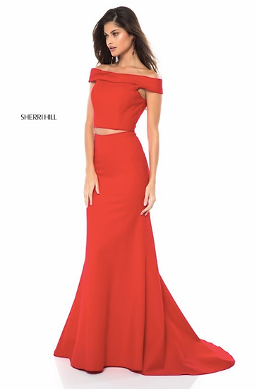 Sherri Hill 51757 Red