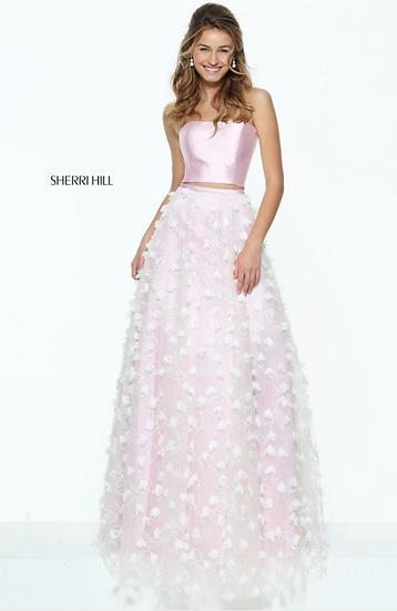 Sherri Hill 50901 Pink