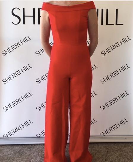 Sherri Hill 51433 Red