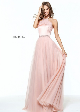 Sherri Hill 50971 Blush