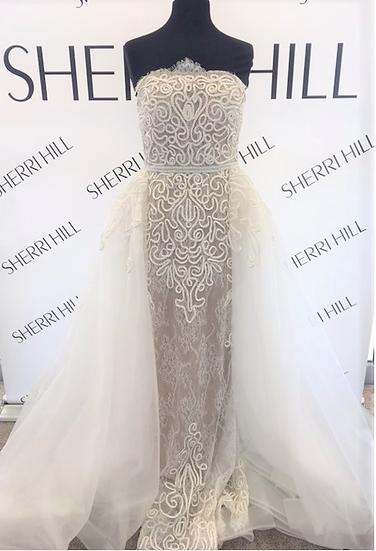 Sherri Hill 51384 Ivory