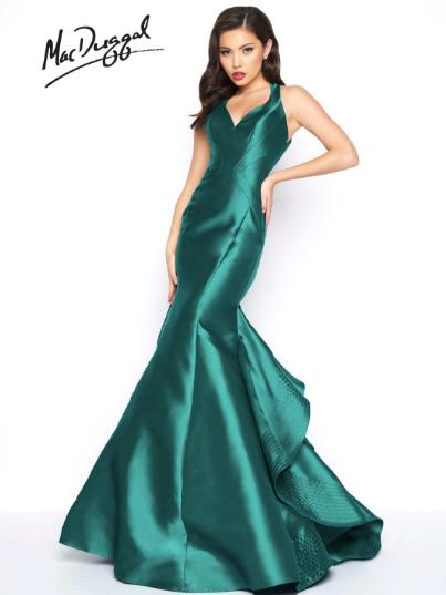 Mac Duggal 48436 Emerald