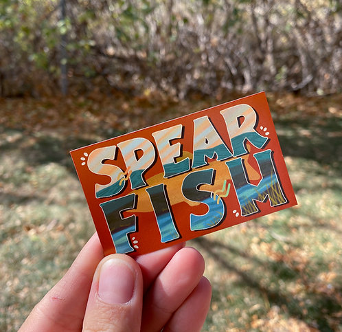 Spearfish Magnet