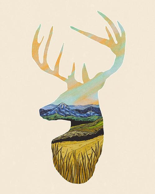 Hunter Print