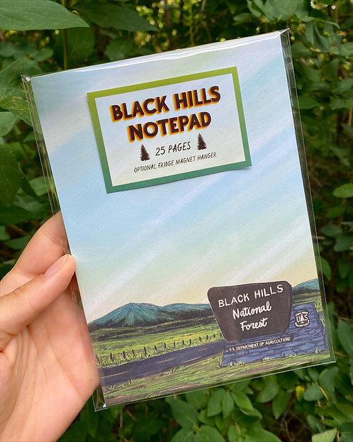 Black Hills Notepad