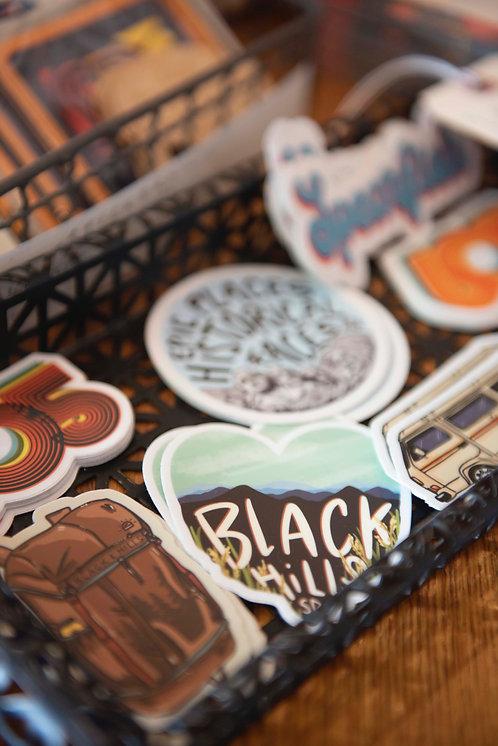 Stickers!