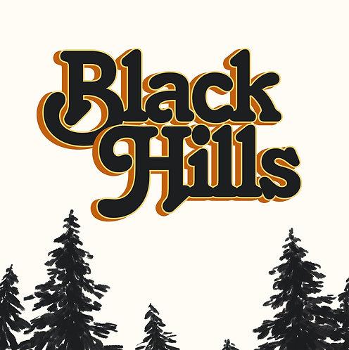 Black Hills Calendar 2021