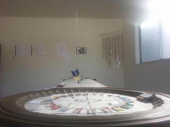 「破魔矢ピン+11の世界」展示終わりました!