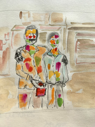 C,est la fête Rajasthan