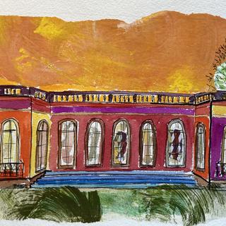 Le Palais rose - Le Vésinet