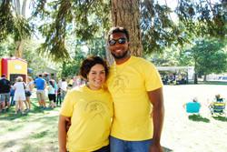 Erica & Mark Thompson of FHF, Inc.