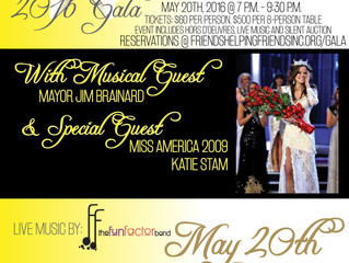 2016 FHF, Inc. Gala held on May 20th
