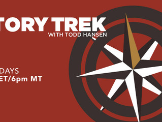 Blair Clark Tells His Inspiring Story on BYUtv's The Story Trek