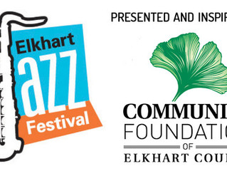 Blair Clark added to the 2016 Elkhart Jazz Festival line-up!
