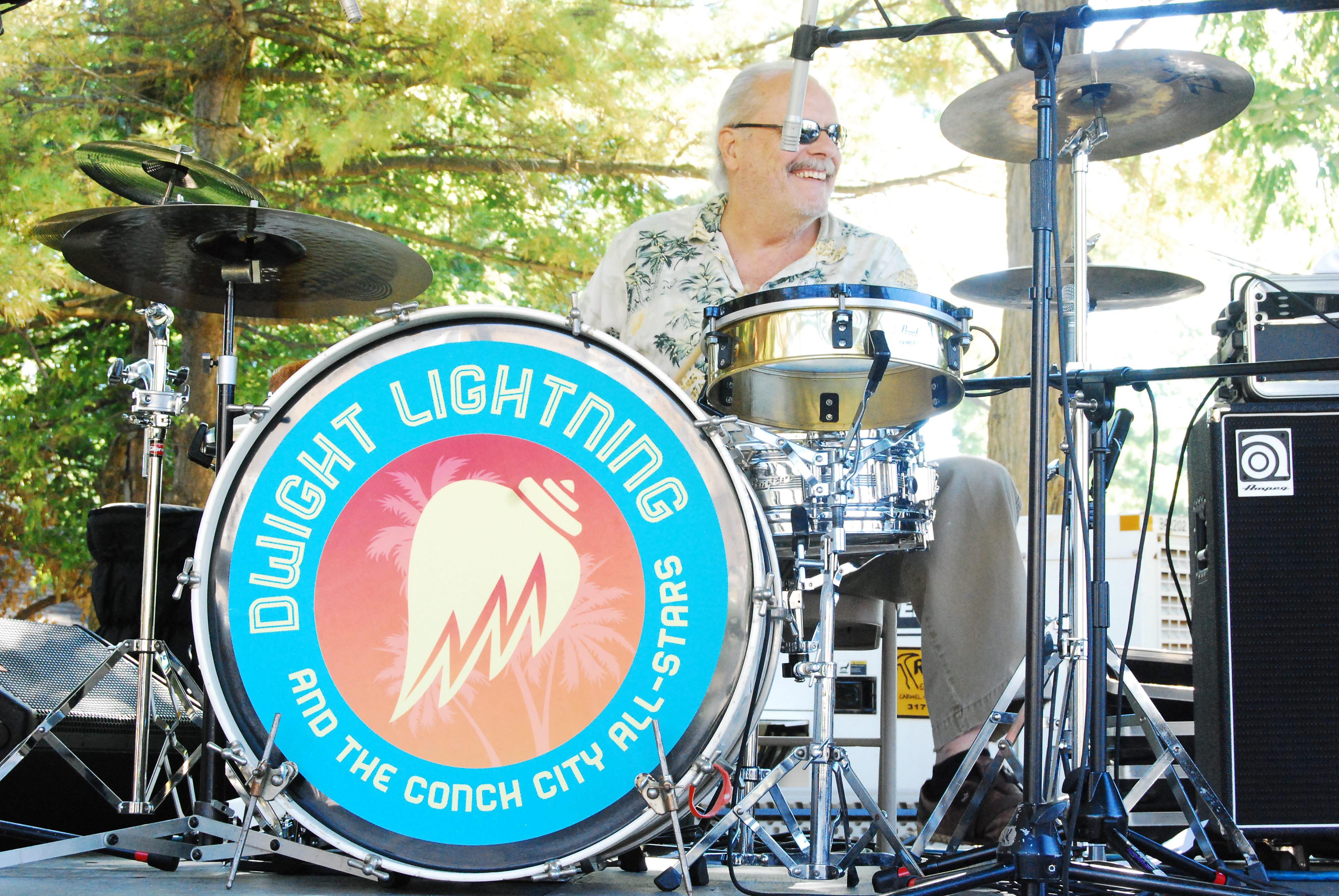Dwight Lightning & The Conch City Al